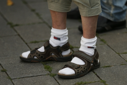 Socks and Sandals2