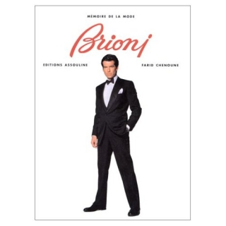homme chic brioni et James Bond